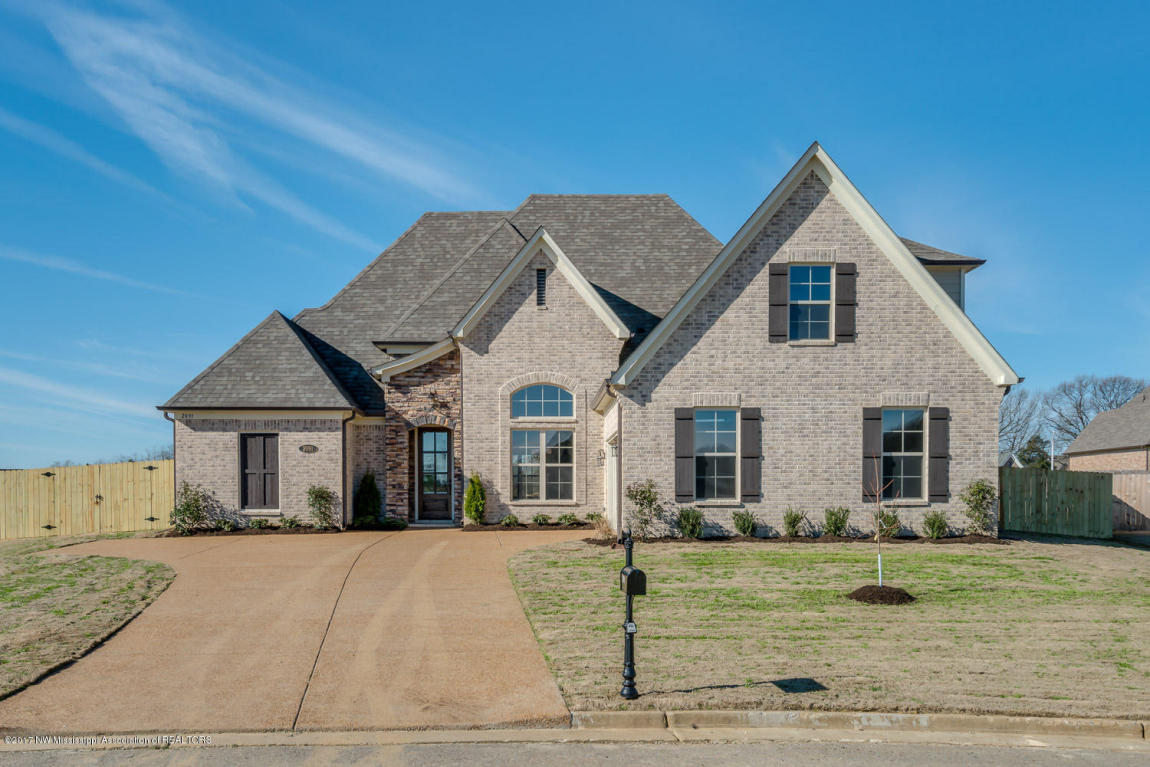 2091 hazelnut drive southaven ms 38672 crye leike for North ms home builders